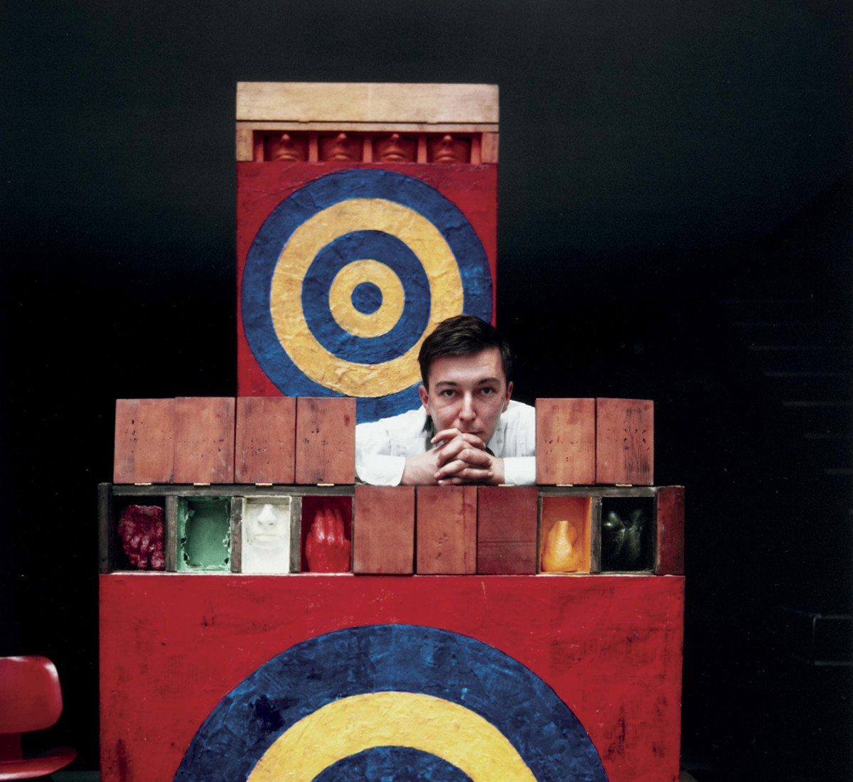 Jasper Johns Biography Art and Analysis of Works  The