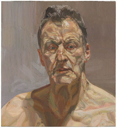 lucian freud the self portraits exhibition royal academy of arts