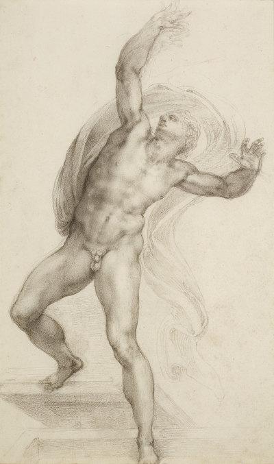 Michelangelo Buonarroti, The Risen Christ