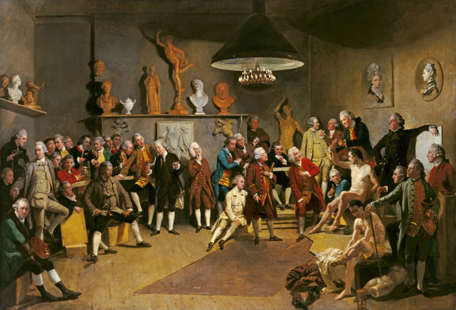 A brief history of the RA | Royal Academy of Arts