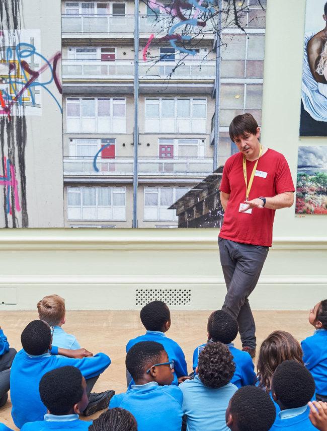Teachers and schools | Royal Academy of Arts