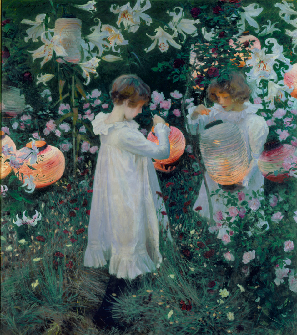 The story behind john singer sargent ras carnation lily lily john singer sargent carnation lily lily rose izmirmasajfo