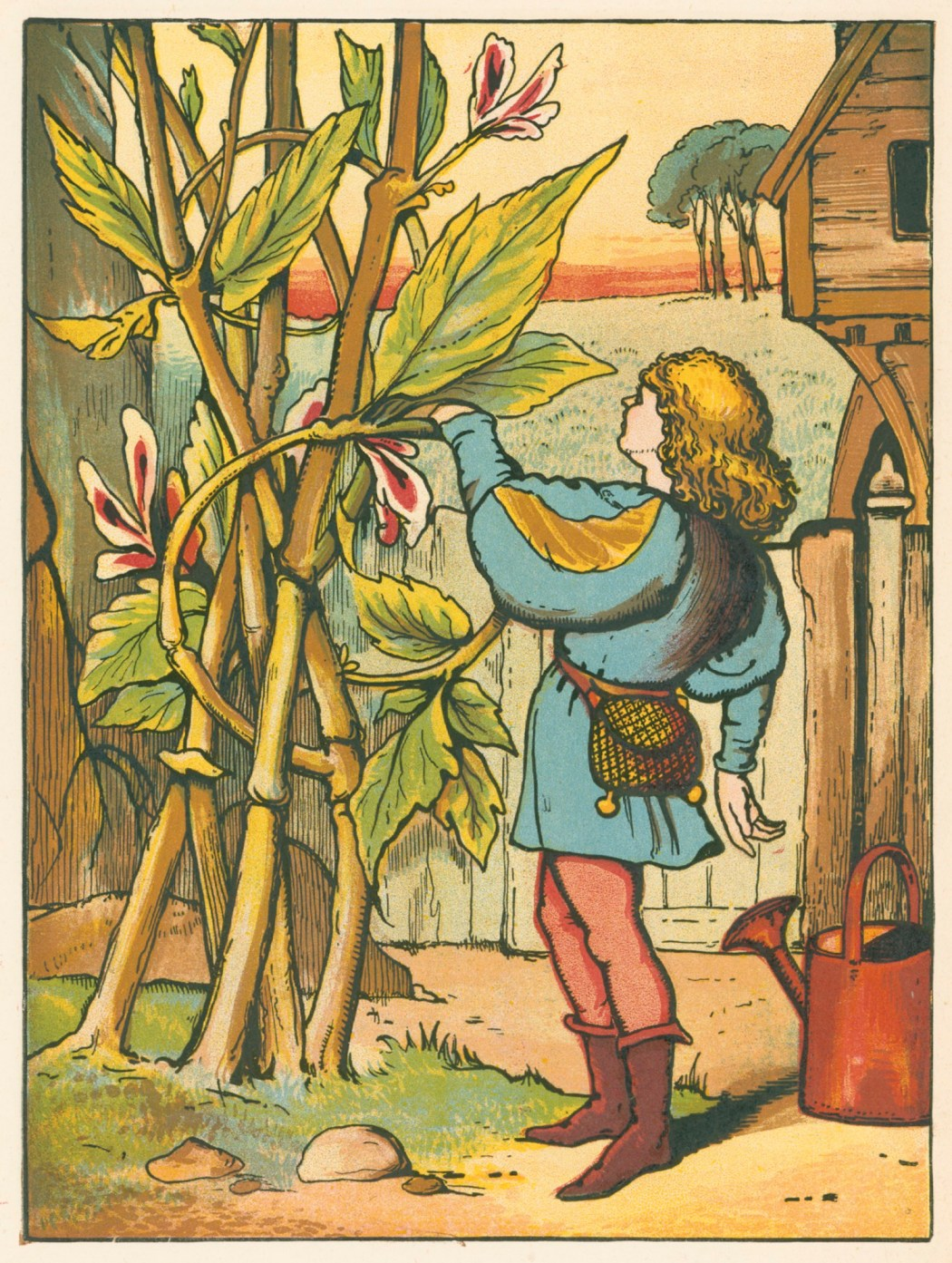 Jack and the beanstalk | Books | RA Collection | Royal Academy of Arts