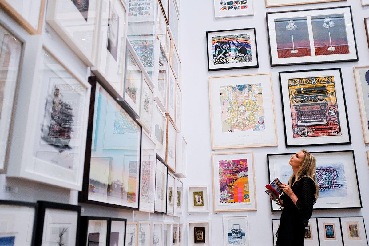 Summer Exhibition 2020 | Exhibition | Royal Academy of Arts