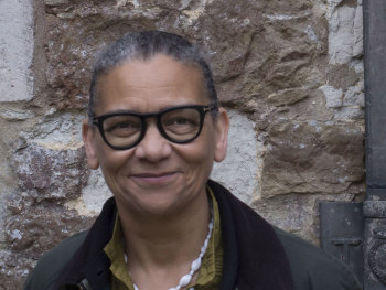 Portrait of Lubaina Himid