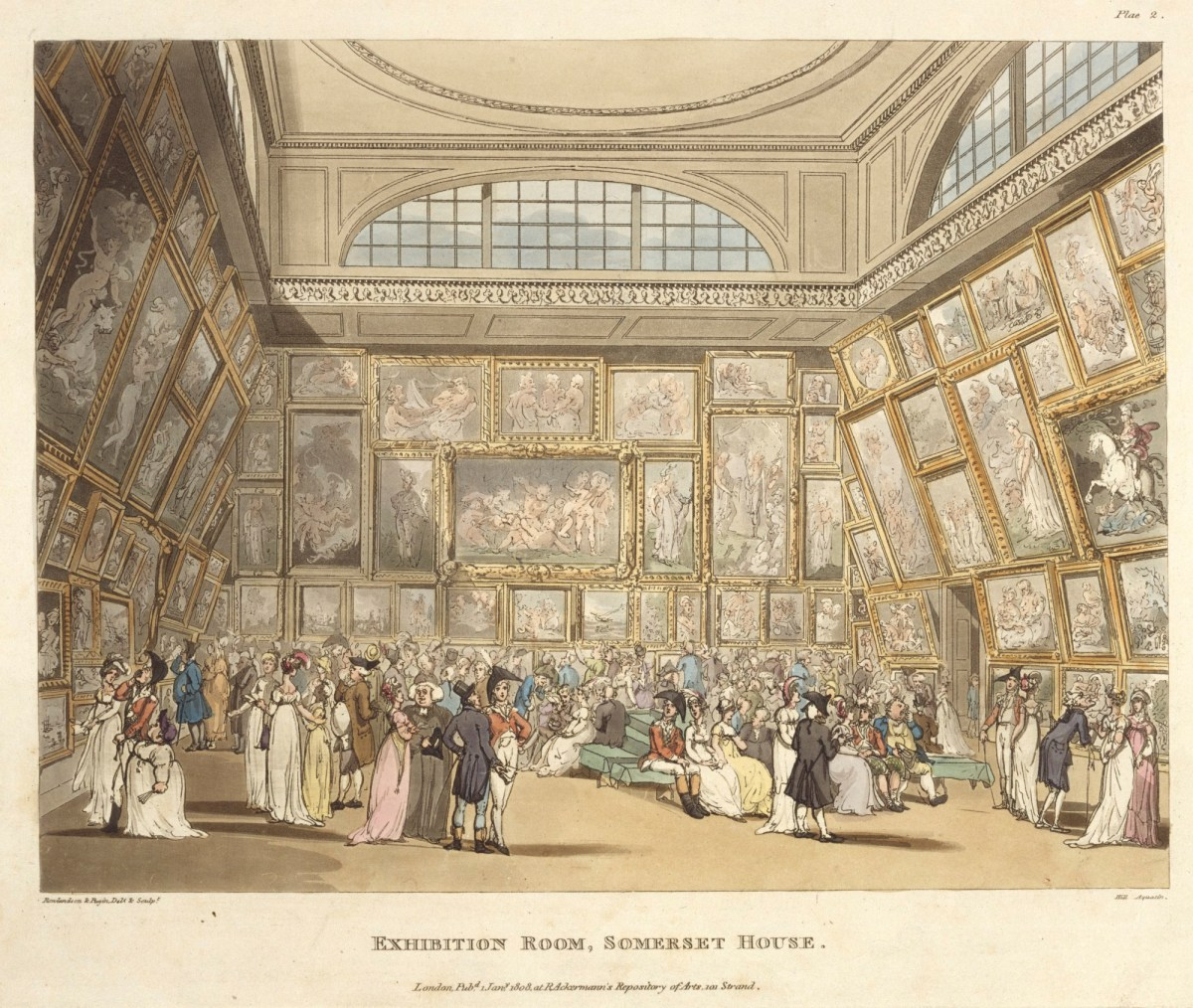 Exhibition Room, Sommerset House