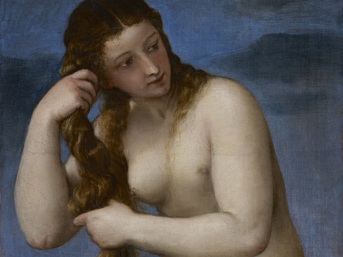 You Renaissance painting three women nude even more