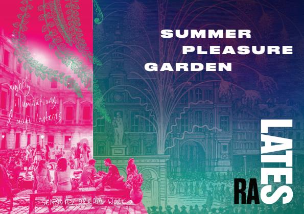 The pleasure garden club review