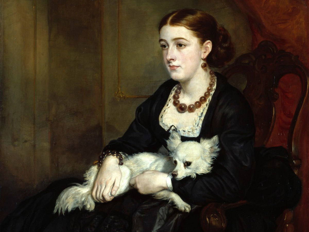 The RA Collection in 250 Objects: Dogs