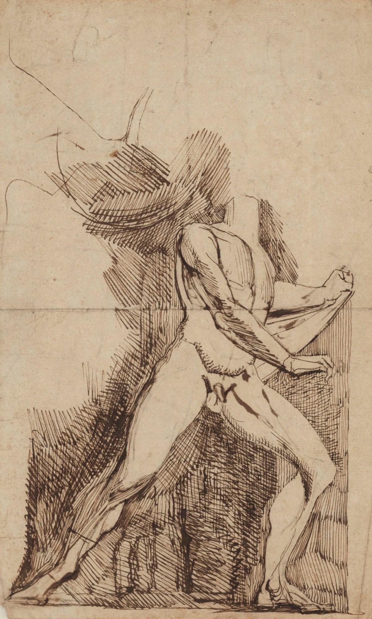 Nude male sketch Nude Photos 68
