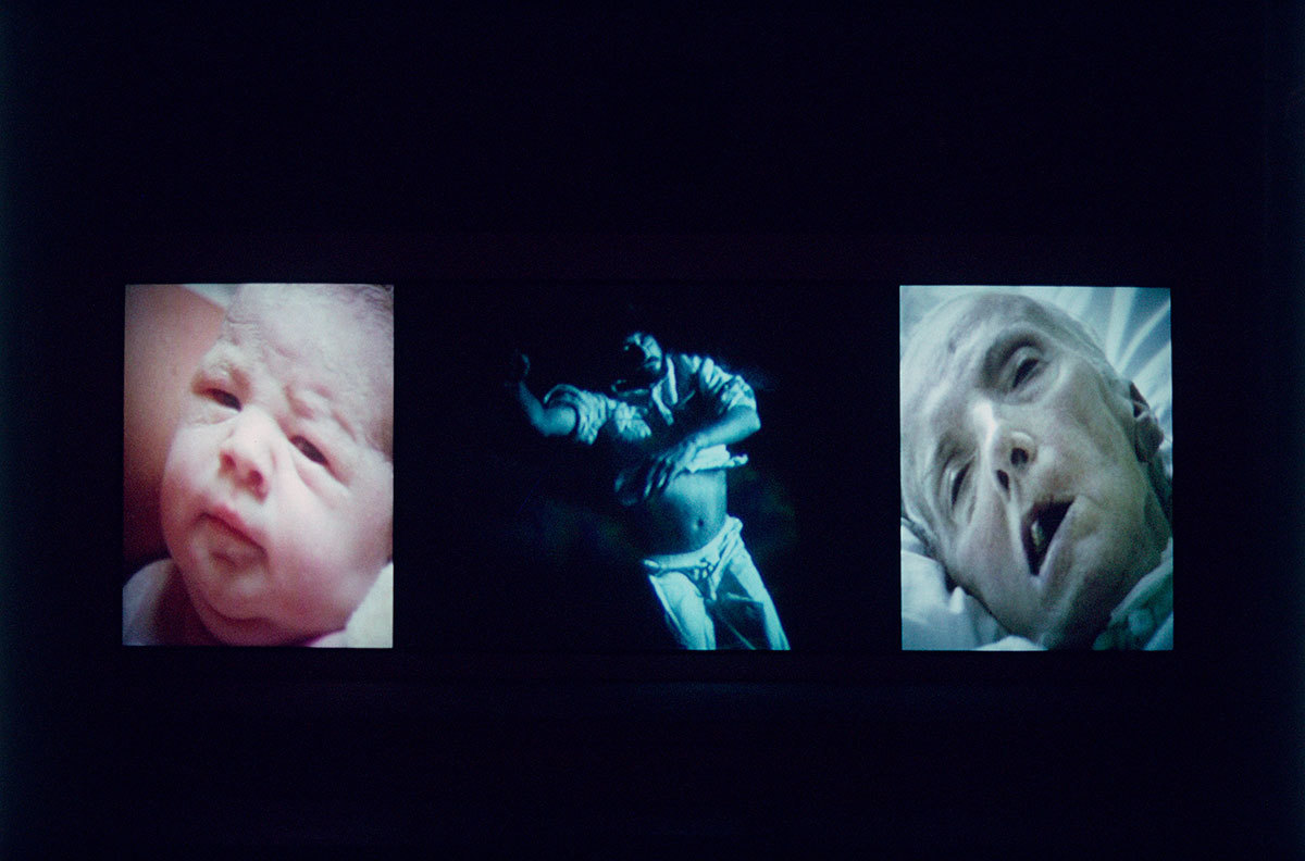 Bill Viola / Michelangelo: scenes from the extremities of