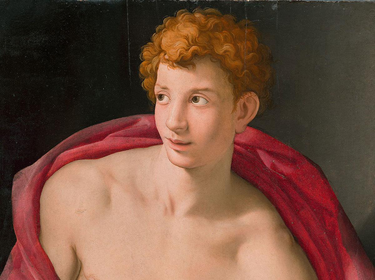 Artistic male nude picture 29