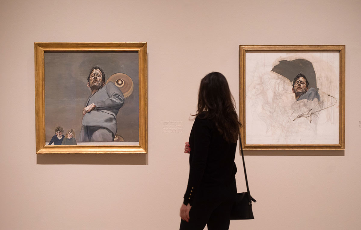 Some thoughts on painting, by Lucian Freud