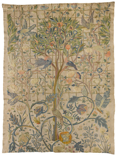 Feminist Socialist Embroiderer The Untold Story Of May Morris