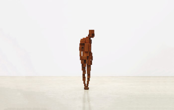 Antony Gormley RA, GAZE III