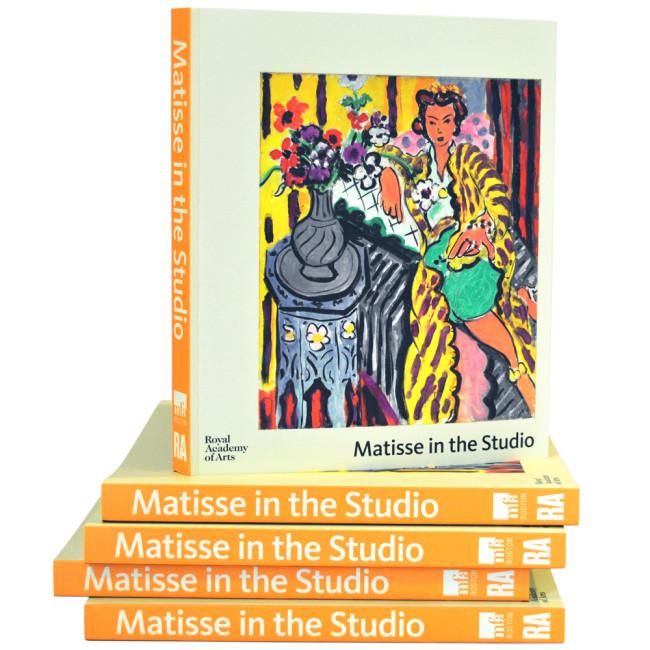 Catálogo de la exposición Matisse in the Studio