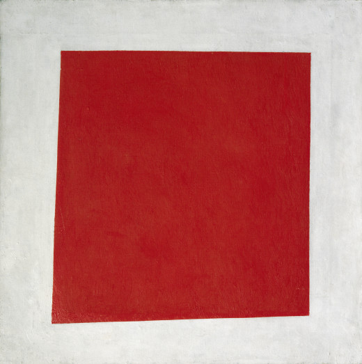 Kazimir Malevich, Red Square