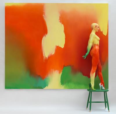 Allen Jones Pop Art Meets Miley Cyrus Blog Royal