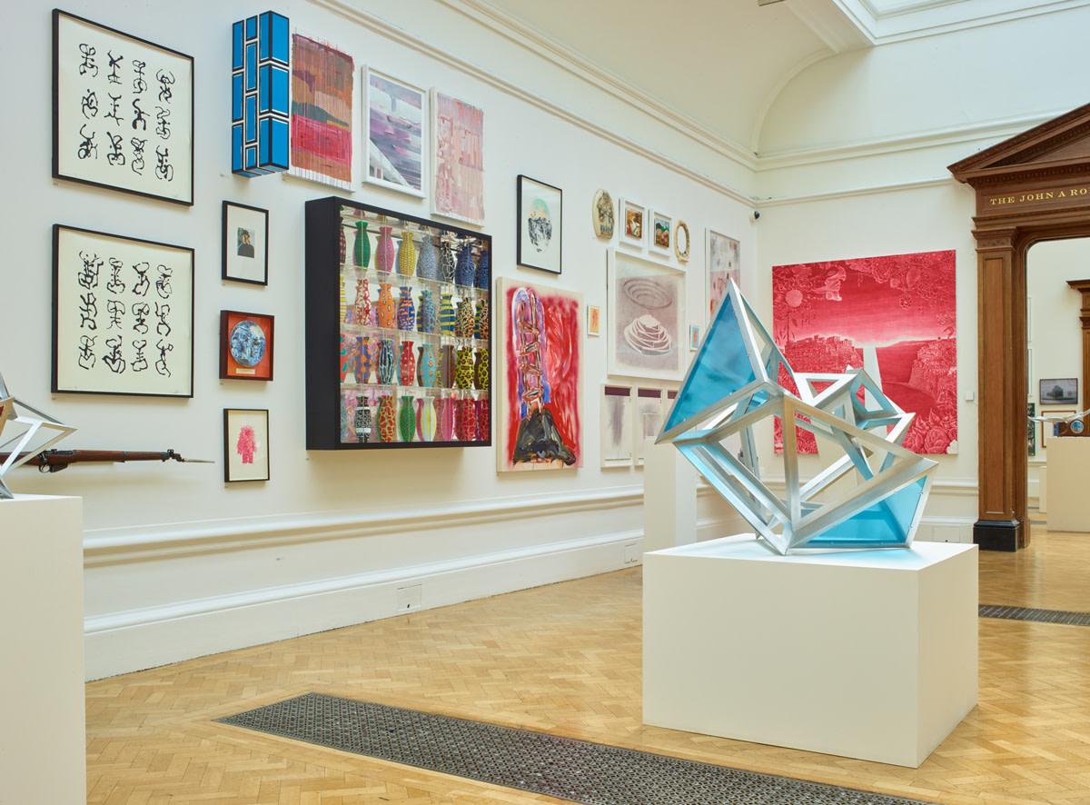 D Art Exhibition Uk : Summer exhibition royal academy of arts