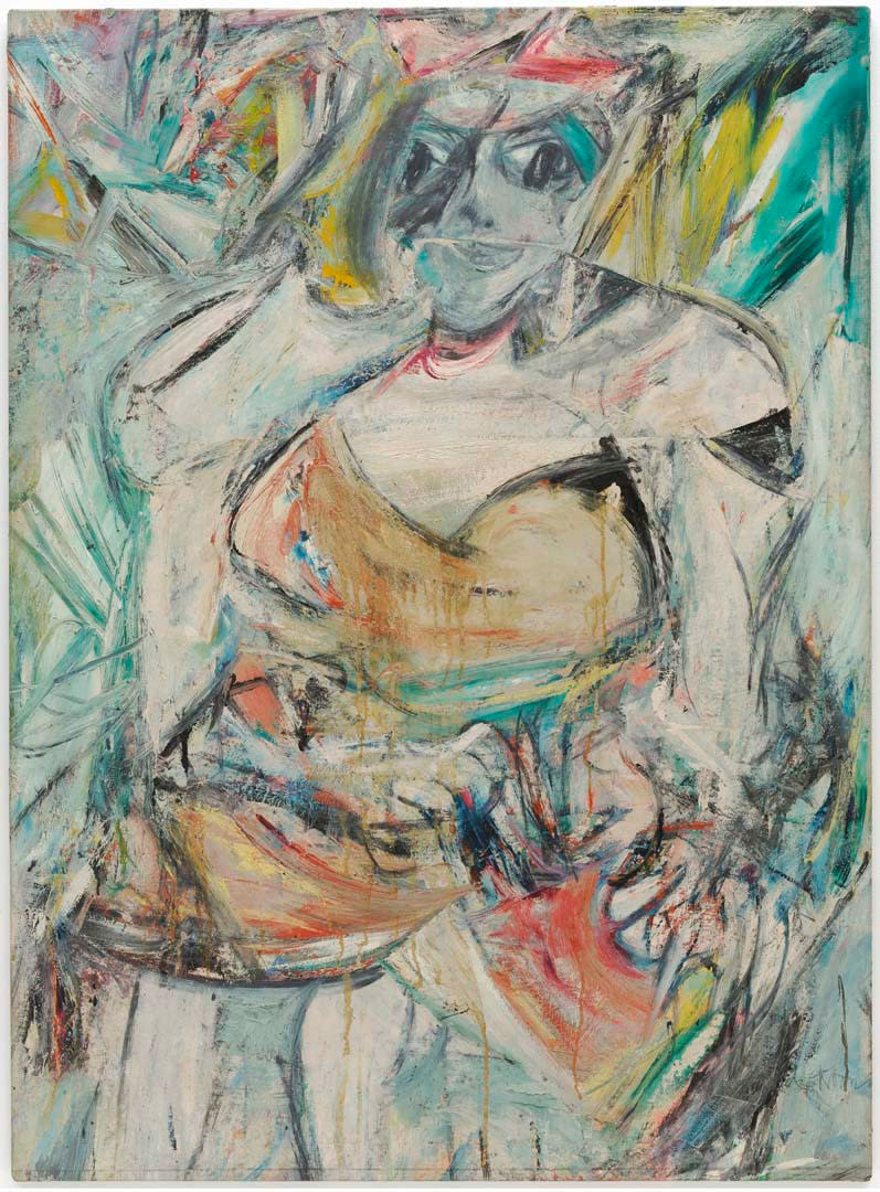 abstract expressionism ucl s arts and culture journal willem de kooning women ii 1952 image courtesy of the royal academy