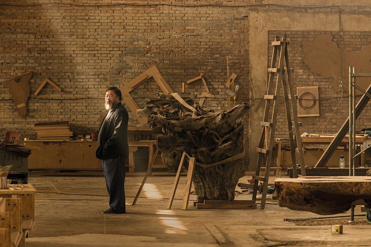 Ai weiwei exhibition royal academy of arts for Wei wein kühlschrank