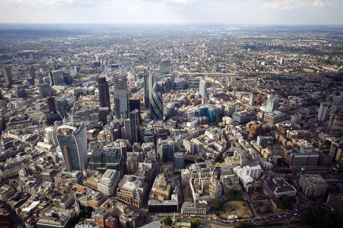Urban Jigsaw: filling in London's missing pieces | Blog | Royal Academy of Arts