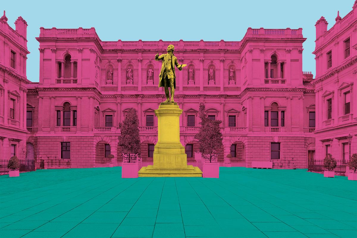 D Exhibition London : Summer exhibition royal academy of arts