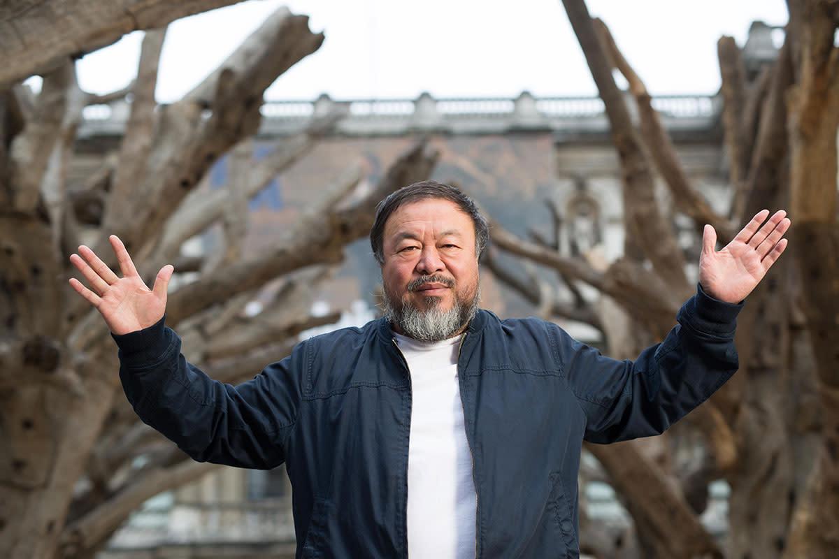 weiwei blog_Ai Weiwei: podcast round-up | Blog | Royal Academy of Arts