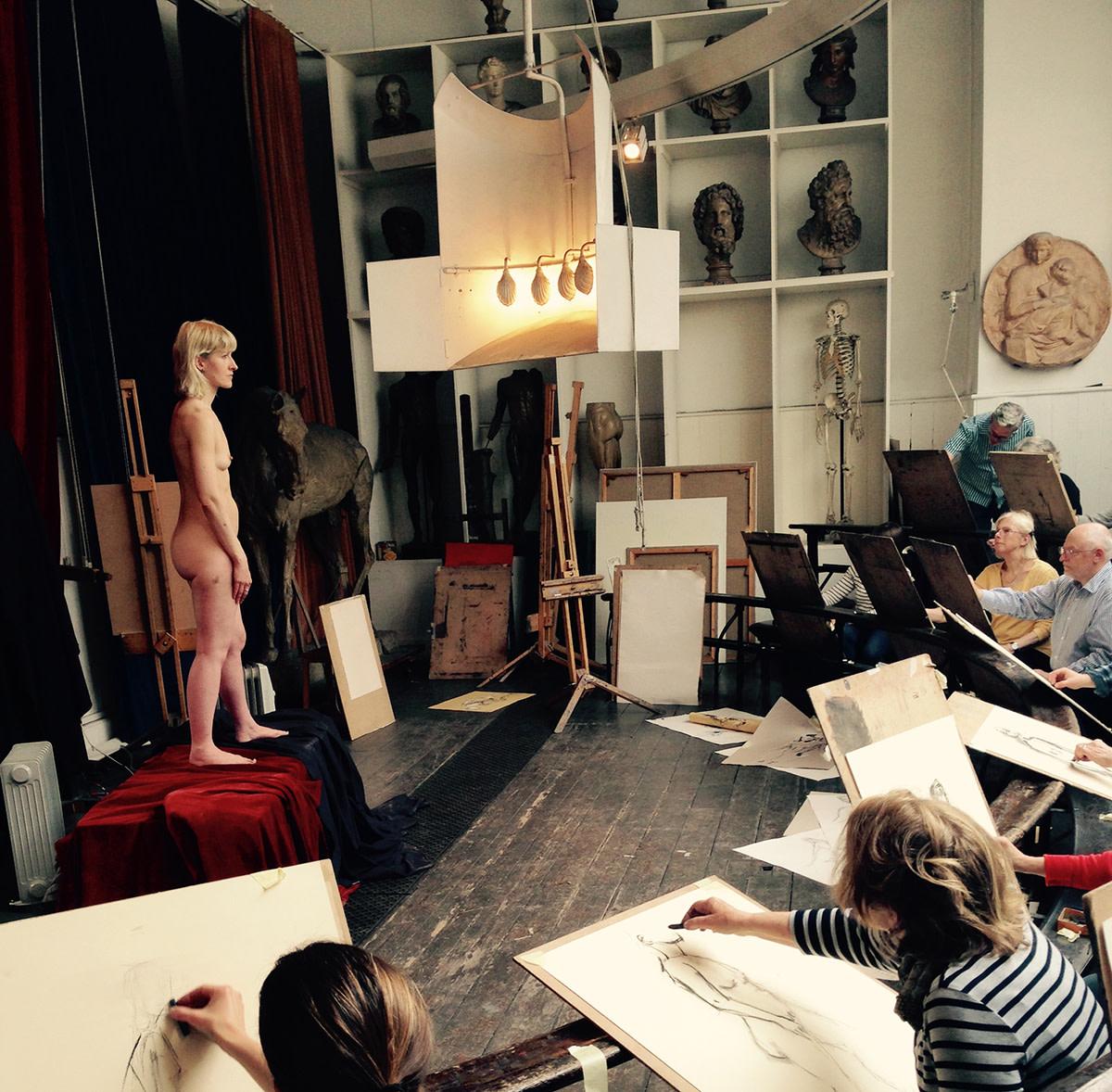 Art Community Nude Type