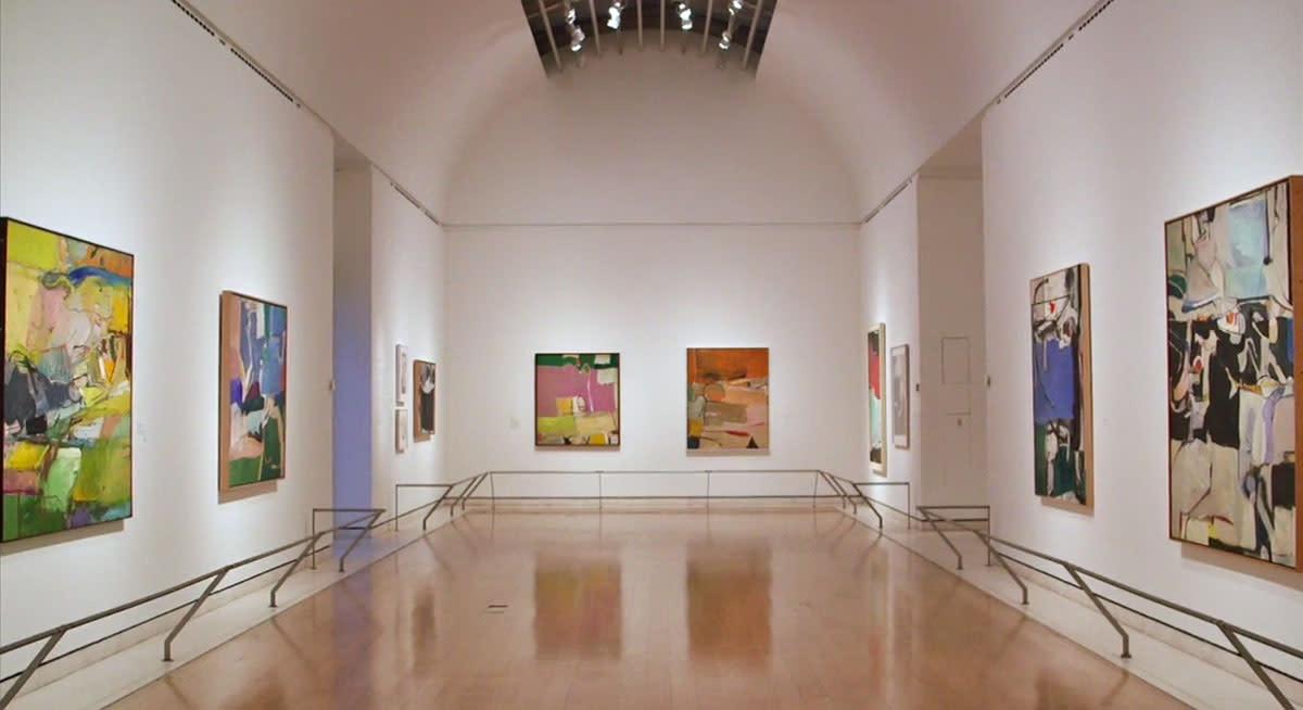 D Art Exhibition Ipoh : Richard diebenkorn inside the show royal academy
