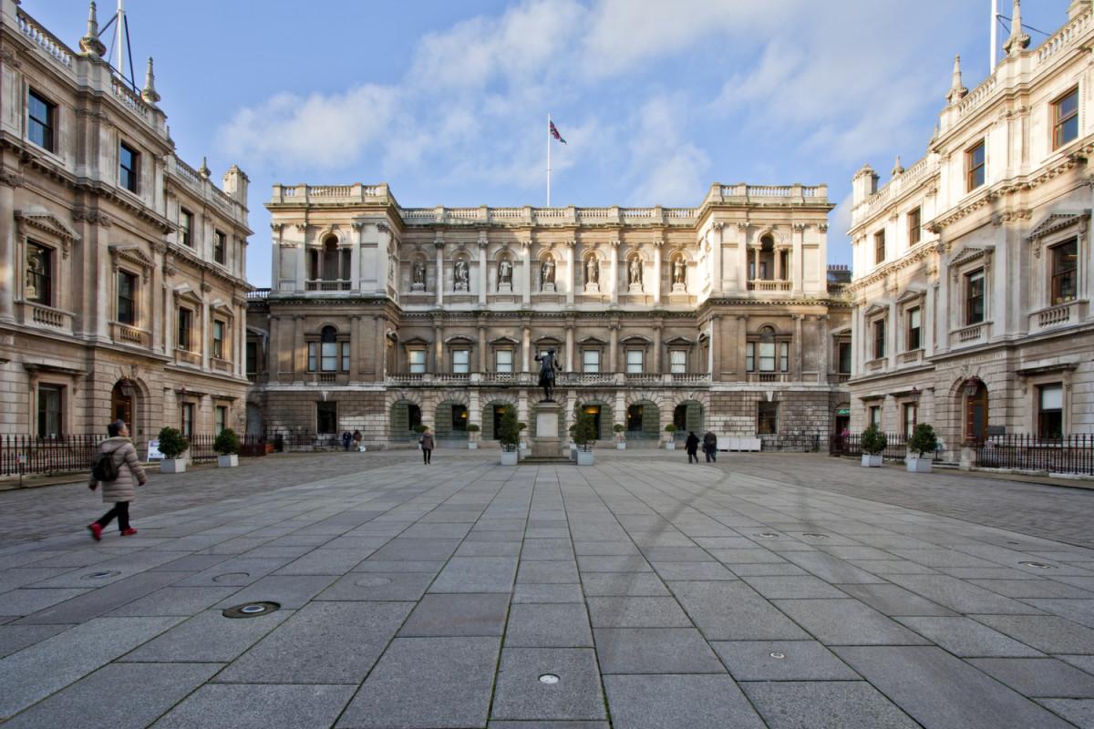 buildings royal academy of arts
