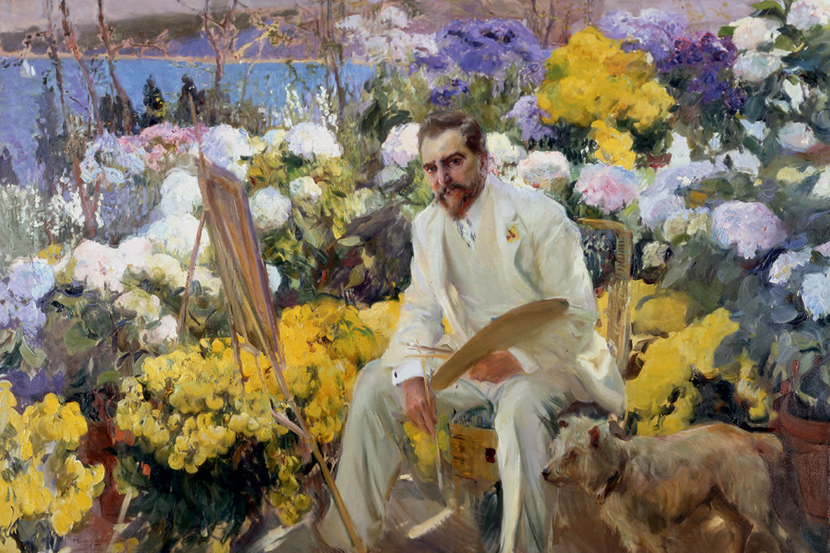 Cuando Claude Monet Ense U00f1 U00f3 A Los Pintores Que Era